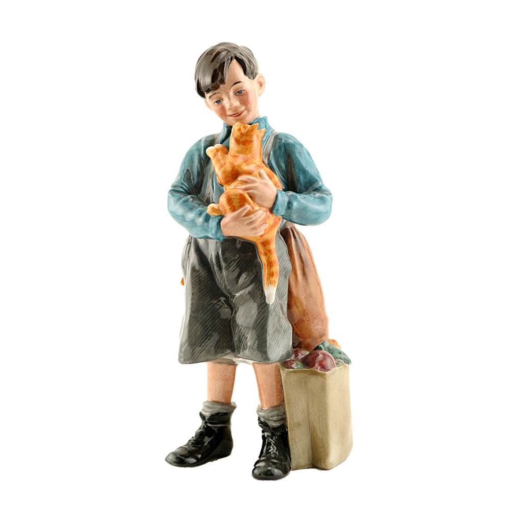 Welcome Home - Royal Doulton Figurine