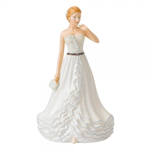 Wendy (Petite) HN5724 - Royal Doulton Figurine