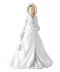 White Christmas HN5608 - Royal Doulton Figurine