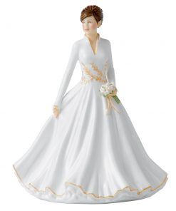 Winter Wonderland HN5639 - From the Songs of Christmas Collection - Royal Doulton Figurine