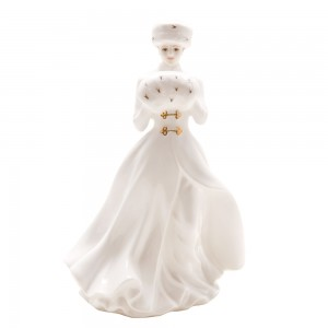 Winters Morn HN4622 - Royal Doulton Figurine