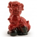 Dog of Fo - Royal Doulton Flambe
