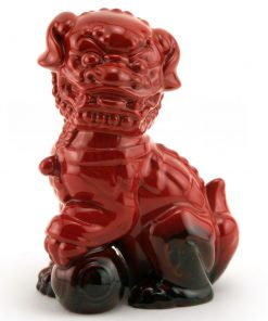 Dog of Fo - Royal Doulton Flambe