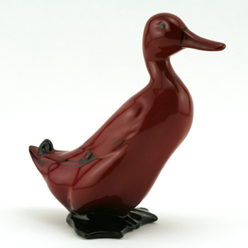 Drake Standing HN2647 (Medium) - Royal Doulton Flambe