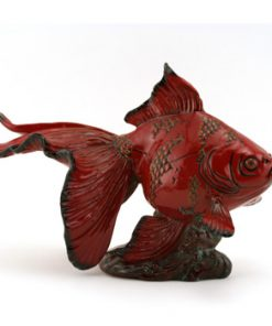 Gansu Fish - Royal Doulton Flambe