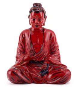 Guizhou Buddha - Royal Doulton Flambe