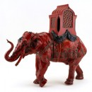 Shanxi Elephant - Royal Doulton Flambe