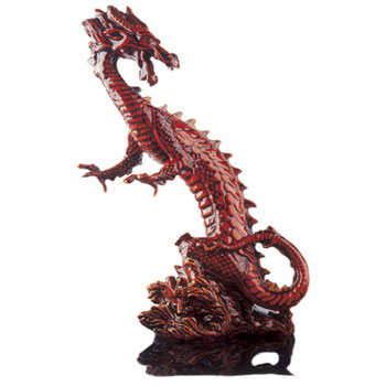 Shenlong Dragon - Royal Doulton Flambe