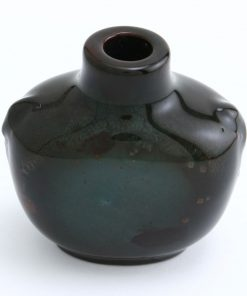 Snuff Bottle - Royal Doulton Flambe