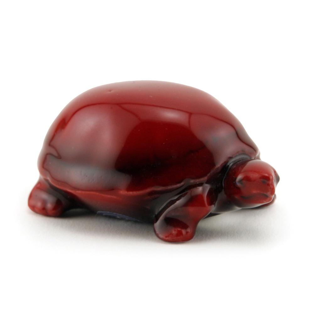 Tortoise (Small) - Royal Doulton Flambe