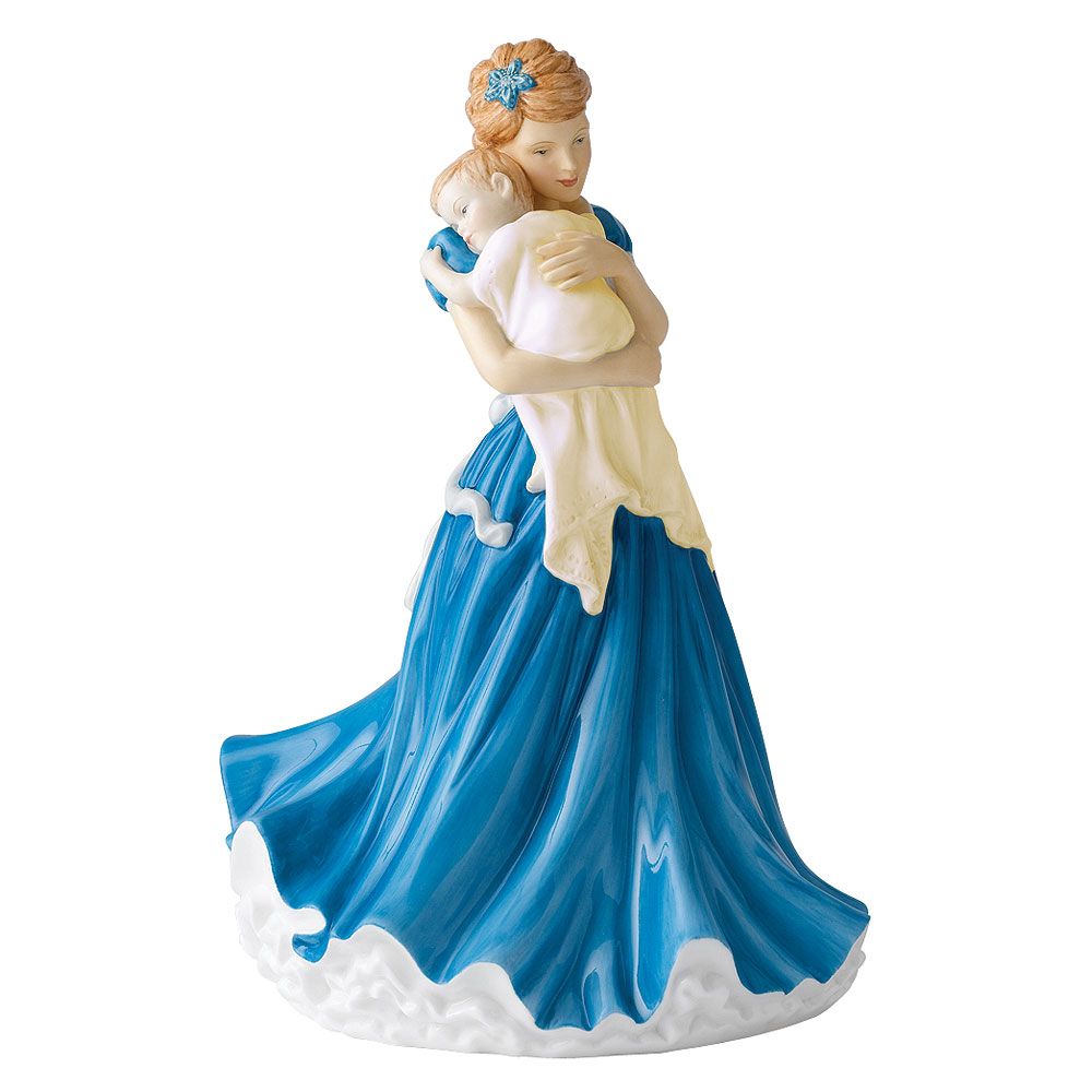 A mother s love hn royal doulton figure of