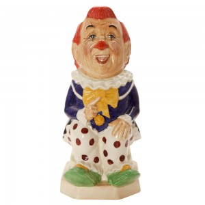 The Clown - Kevin Francis Toby Jug