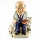 President Gorbachev - Kevin Francis Toby Jug