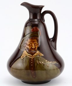 Ben Johnson Bottle - Royal Doulton Kingsware