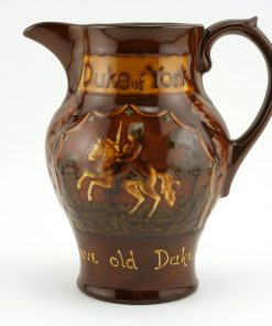 Duke of York Jug - Royal Doulton Kingsware