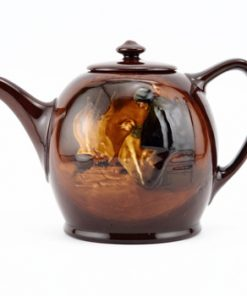 Fireside Teapot - Royal Doulton Kingsware