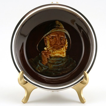 Fisherman Pin Tray - Royal Doulton Kingsware