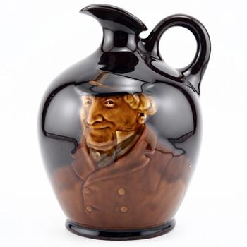 Huntsman Bottle - Royal Doulton Kingsware