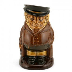 Huntsman Toby Jug - Royal Doulton Kingsware