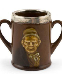 Dickens Bill Sykes Loving Cup (Mini) - Royal Doulton Kingsware