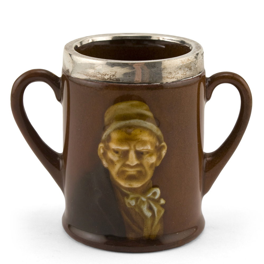 Dickens Bill Sykes Loving Cup (Mini) - Royal Doulton Kingsware