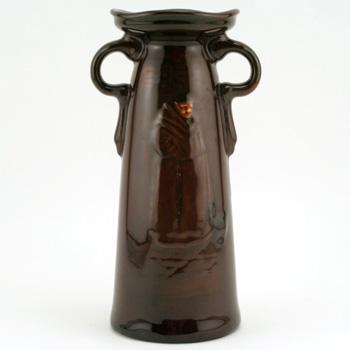 Monk Vase - Royal Doulton Kingsware