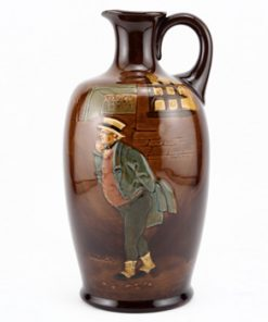 Mr Pickwick Bottle (no stopper) - Royal Doulton Kingsware