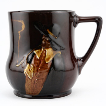 Smoker Tankard - Royal Doulton Kingsware
