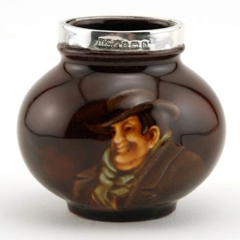 Weller Senior Vase (Mini) - Royal Doulton Kingsware