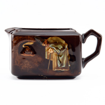 Witch Creamer - Royal Doulton Kingsware