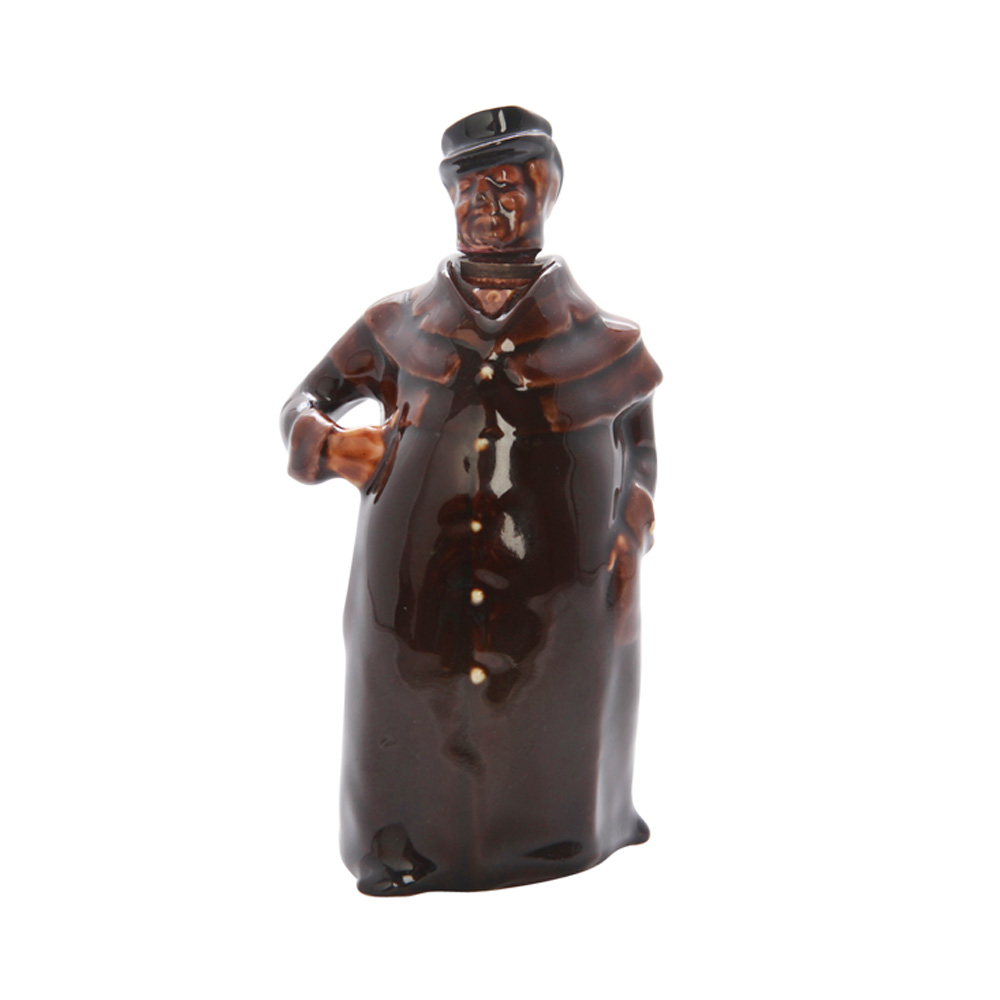 Coachman Mini Figural Bottle - Royal Doulton Kingsware