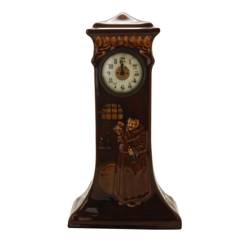 Monk Clock 12H - Royal Doulton Kingsware