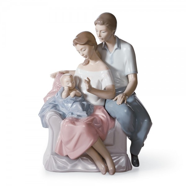A Circle Of Love 01006986 - Lladro Figurine