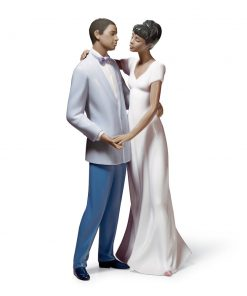 A Lover's Dance 01006819 - Lladro Figurine
