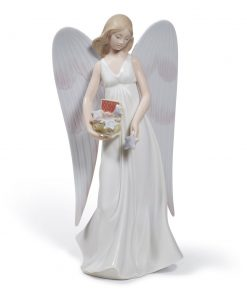 Angelic Stars (Tree Topper) 01008534 - Lladro Figurine