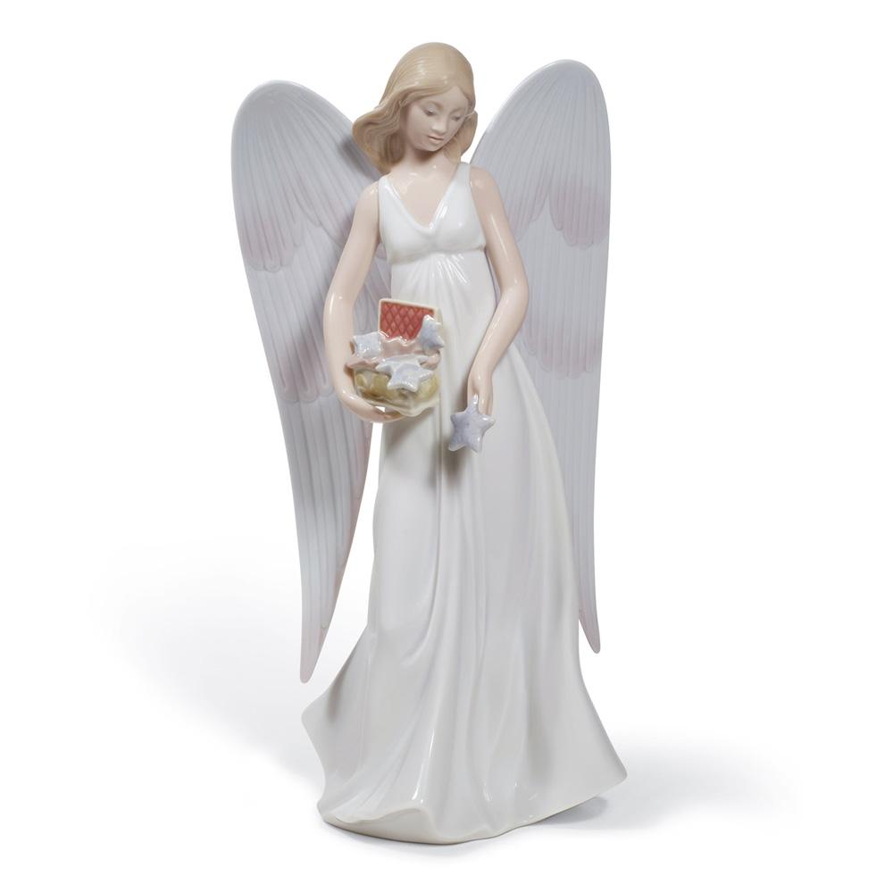 Angelic Stars (Tree Topper) 01008534 - Lladro Figurine