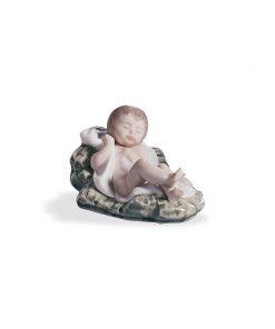 Baby Jesus 01005478 - Lladro Figurine
