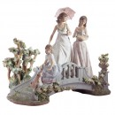 Bridge of Dreams 01001879 - Lladro Figurine