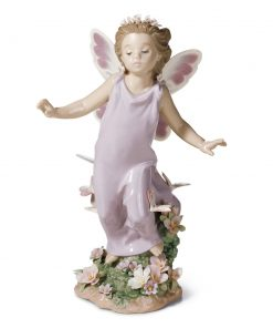 Butterfly Wings 01006875 - Lladro Figurine