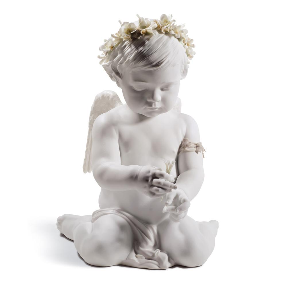 Cherub of Love 01008535 - Lladro Figurine