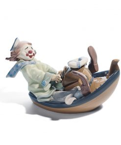 Circus Waves 01008137 - Lladro Figurine