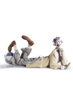 Clown 01004618 - Lladro Figurine
