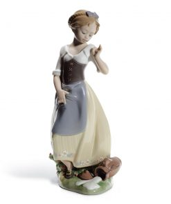 Clumsy Me! 01008537 - Lladro Figurine