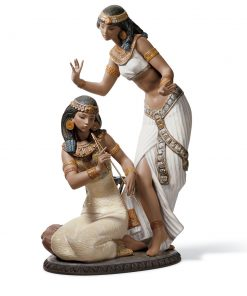 Dancers From The Nile 01012457 - Lladro Figurine