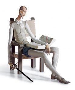 Don Quixote 01001030 - Lladro Figurine