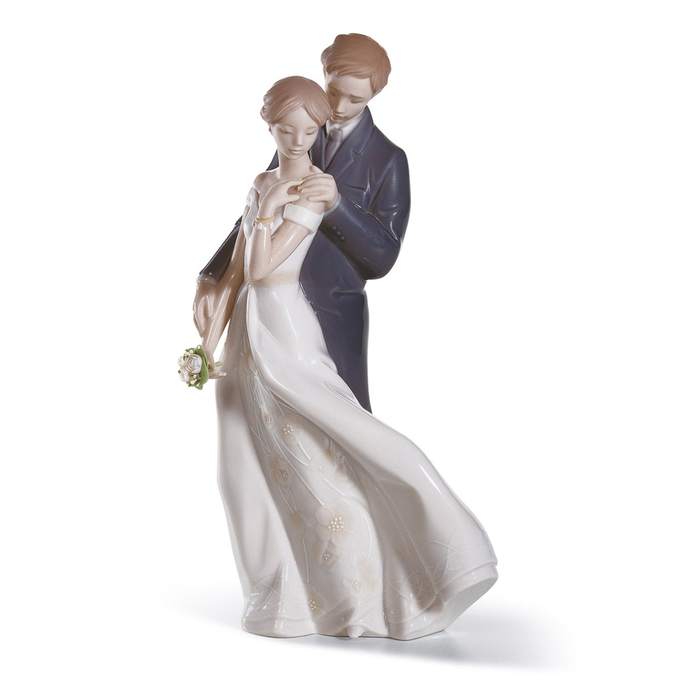 Everlasting Love 01008274 - Lladro Figurine | Seaway China