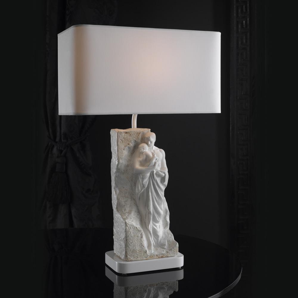 Fatherhood Mural 01023014 - Lladro Lamp