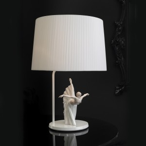 Giselle Arabesque 01023042 - Lladro Lamp
