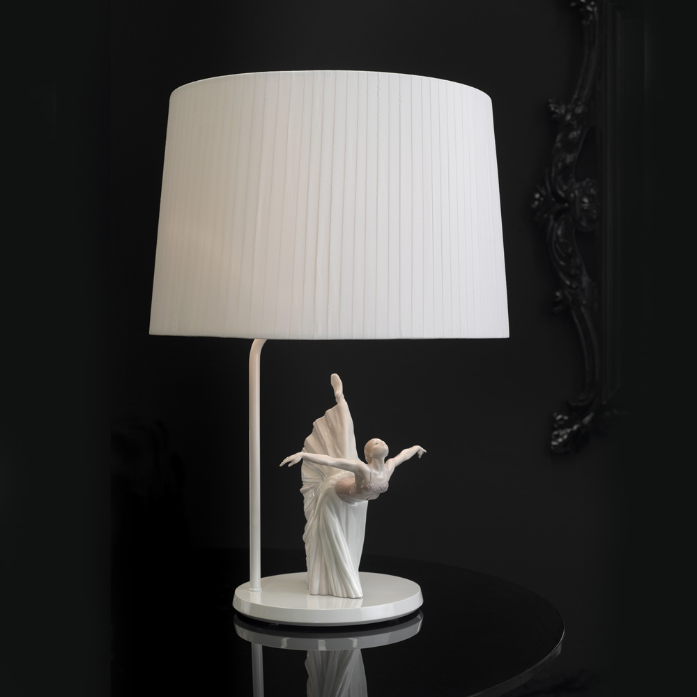 Giselle Arabesque 01023042 - Lladro Lamp