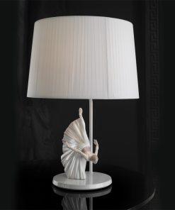 Giselle Reverence 01023046 - Lladro Lamp